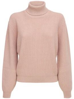 Cashmere Knit Turtleneck Sweater Tom Ford 74IYAM001-SkI2MDE1