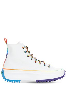 Кроссовки Run Star Hike Hi Pride Converse 73IAFJ004-V0hJVEUvU1VNTUVS0