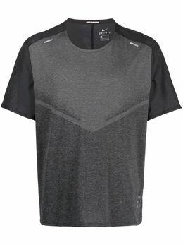 Nike rear-pocket running T-shirt DA1298P010