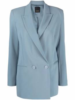 Pinko tailored double-breasted blazer 1G16WH7624E57