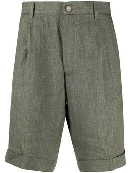 Malo шорты строгого кроя URP013T5U02E2921