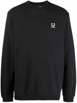 Raf Simons X Fred Perry long-sleeve sweatshirt SM186138
