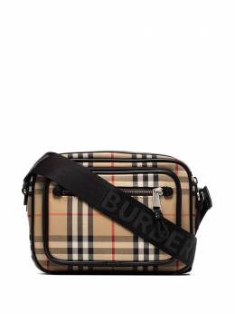 Burberry Paddy checked crossbody bag 8010152