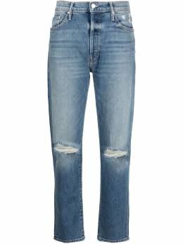 Mother The Trickster Ankle straight jeans 10096259