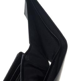 Montblanc Black Leather Meisterstück Bifold Wallet 432346