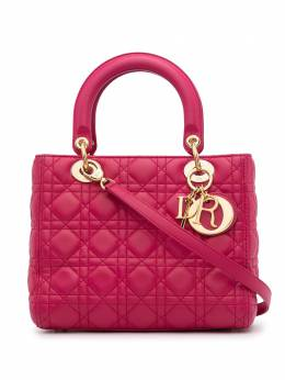 Christian Dior сумка Lady Dior Cannage pre-owned 18MA0194