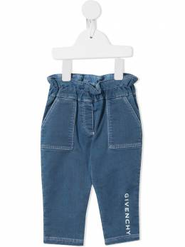 Givenchy Kids DENIM TROUSERS H04106