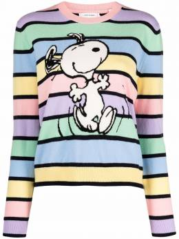 Chinti And Parker dancing snoopy sweater KW65