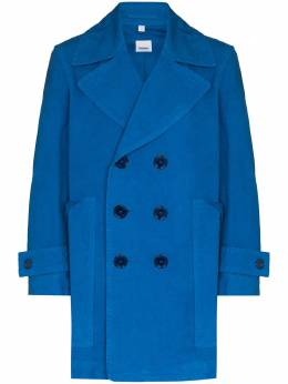 Burberry double-breasted pea coat 4567369