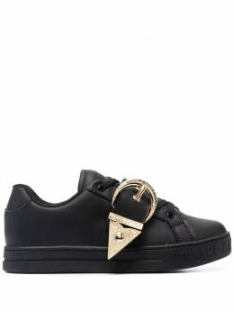 Versace Jeans Couture buckle-embellished sneakers E0VWASK971957