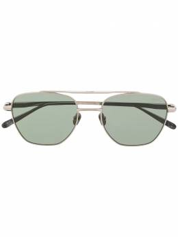 Brioni rounded aviator sunglasses ODE400P3ZAF