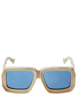 Солнцезащитные Очки Paula's Из Ацетата Loewe 73IY85002-NTdW0