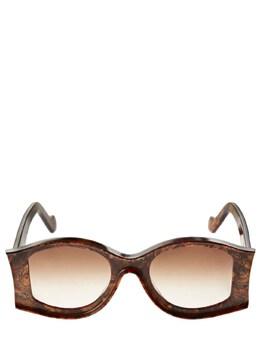 Солнцезащитные Очки Paula's Из Ацетата Loewe 73IY85009-NTBG0