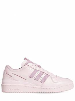 Forum 84 Low Sneakers Adidas Originals 73IXI1084-Q0xFQVIgUElOSw2