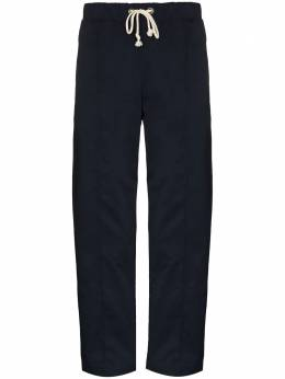 Champion drawstring waist straight trousers 213607