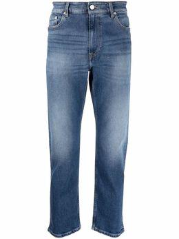 Tommy Hilfiger cropped tapered denim jeans DM0DM10293