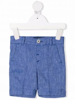 Harmont & Blaine Junior silk-cotton blend shorts 212JLW008