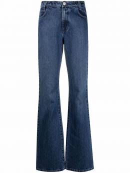 Raf Simons flared denim jeans 211W300101390043