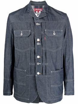 Junya Watanabe джинсовая куртка на пуговицах WGJ929100
