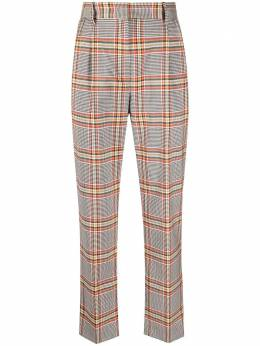 Manuel Ritz Prince of Wales check trousers 3036PD0121306723