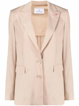 Manuel Ritz single-breasted buttoned blazer 3036GD0221400321