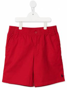 Ralph Lauren Kids Pony track shorts 323832058009