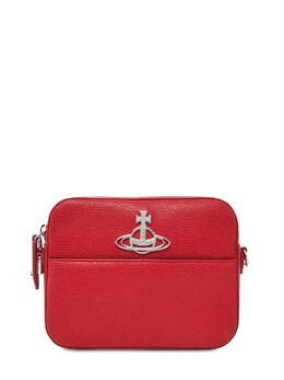 Johanna Faux Leather Crossbody Bag Vivienne Westwood 74I4XX031-SDQwMg2