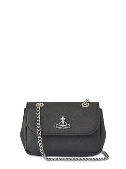 Small Derby Faux Leather Shoulder Bag Vivienne Westwood 74I4XX022-TjQwMw2